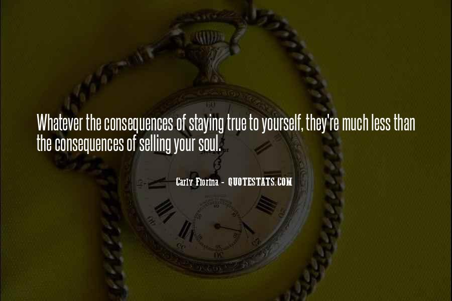 Quotes About Staying To Yourself #1761913