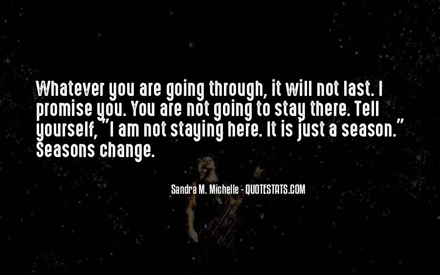 Quotes About Staying To Yourself #428423
