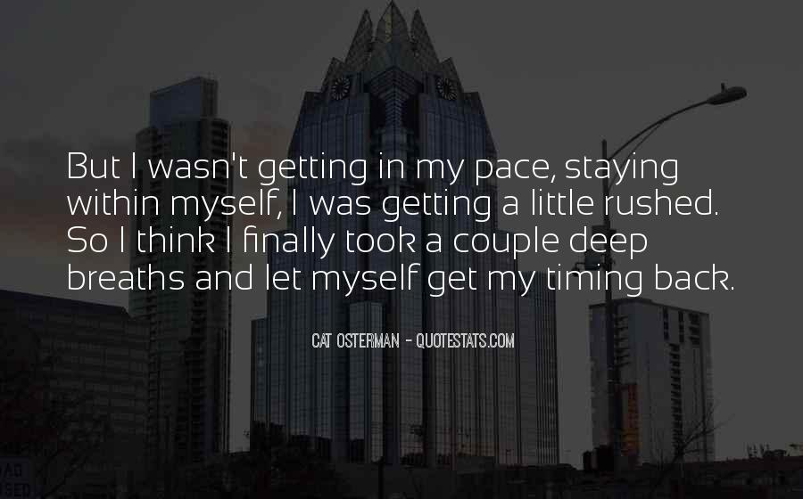 Quotes About Staying To Yourself #66873