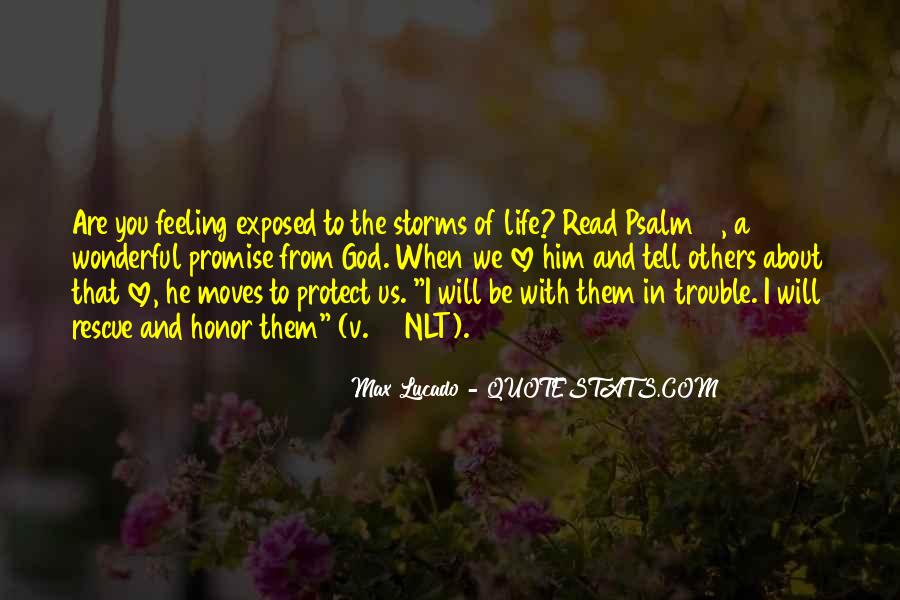Quotes About Psalm Of Life #1247686