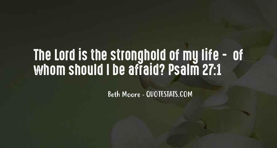 Quotes About Psalm Of Life #1852909