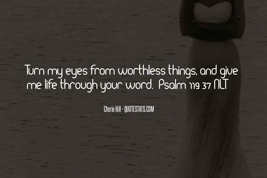Quotes About Psalm Of Life #559771