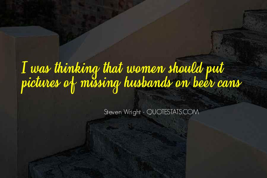Quotes About Missing My Husband #1298445