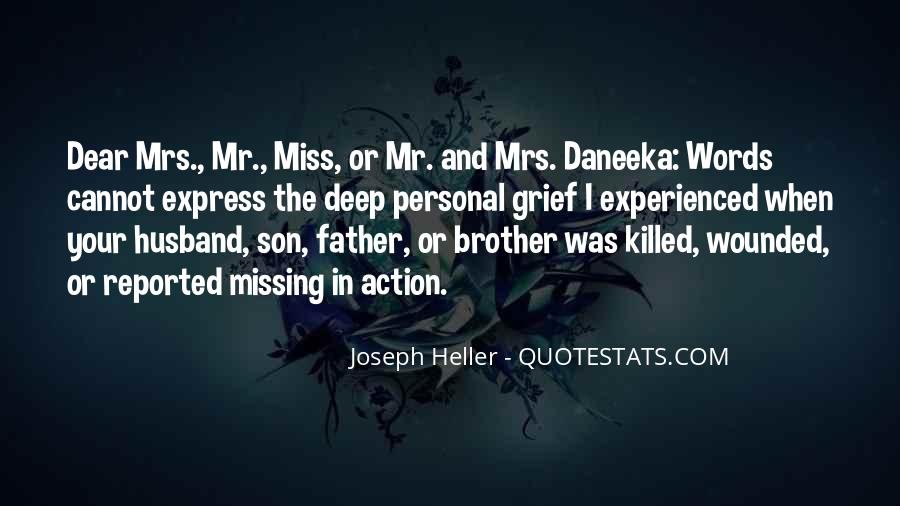 Quotes About Missing My Husband #510512