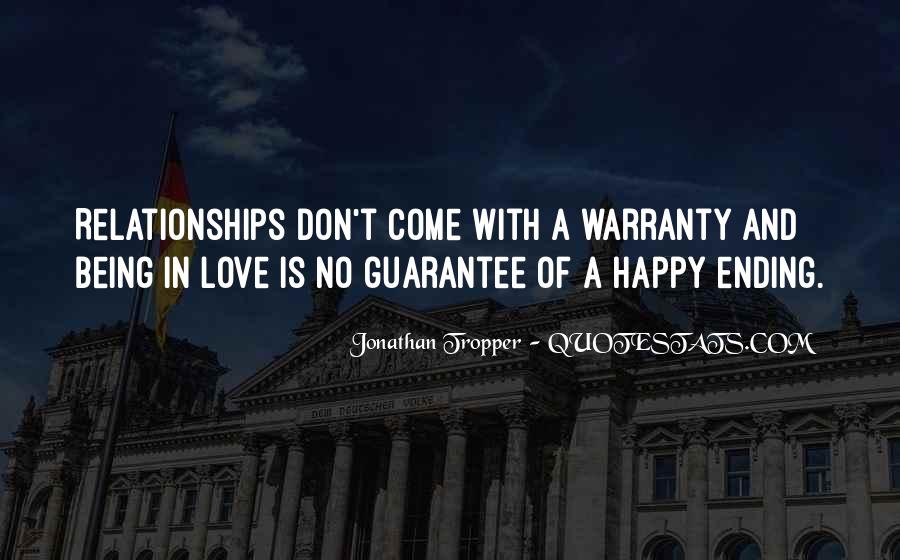 Quotes About Being Happy Without Love #328249