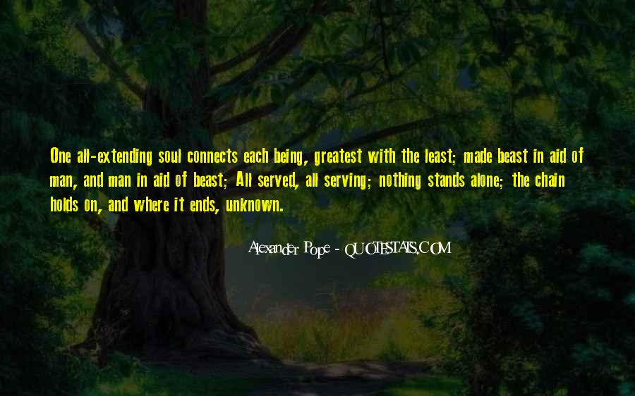 Quotes About Being Served #1227911