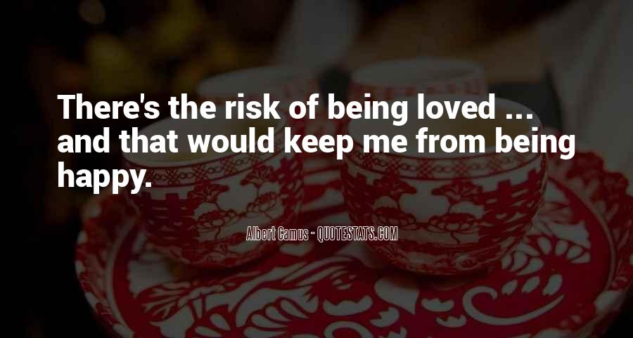 Quotes About Being Happy In Love With Her #90452