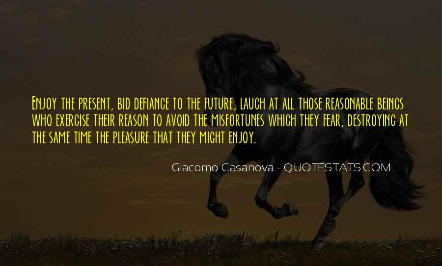 Quotes About Living In The Present Not The Past #172334