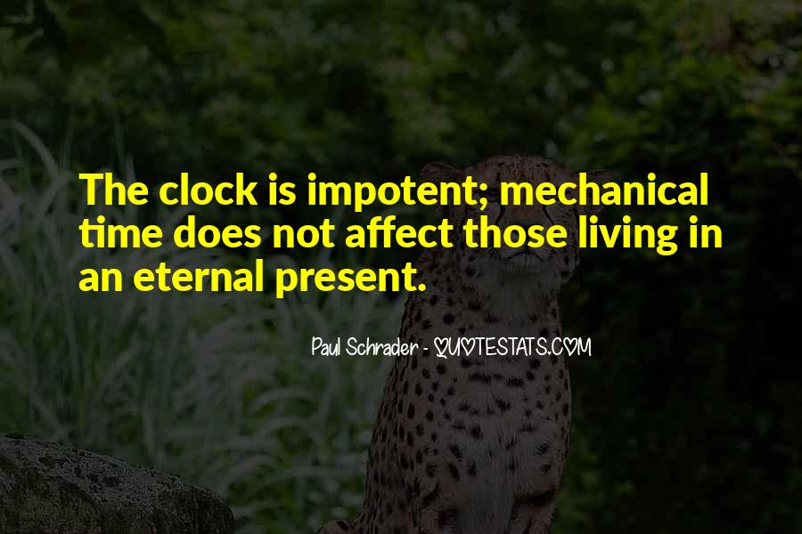Quotes About Living In The Present Not The Past #43036