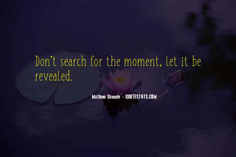 Quotes About Living In The Present Not The Past #45106