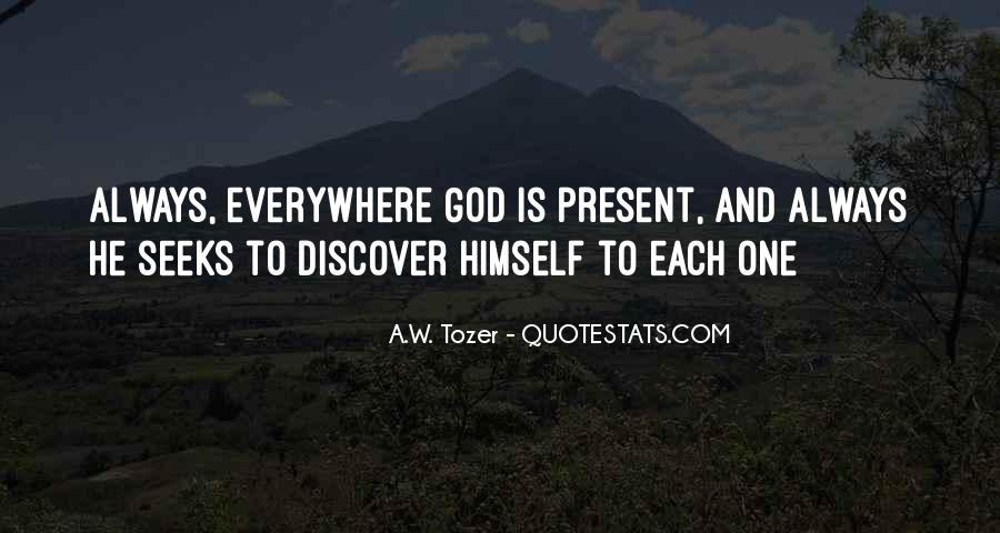 Quotes About Living In The Present Not The Past #61441
