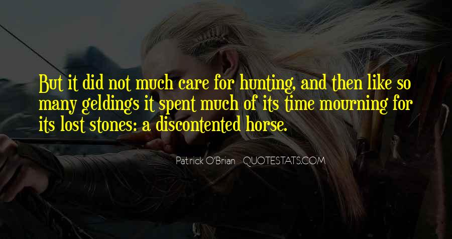 Quotes About Geldings #238513