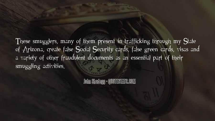 Quotes About Smugglers #1116563