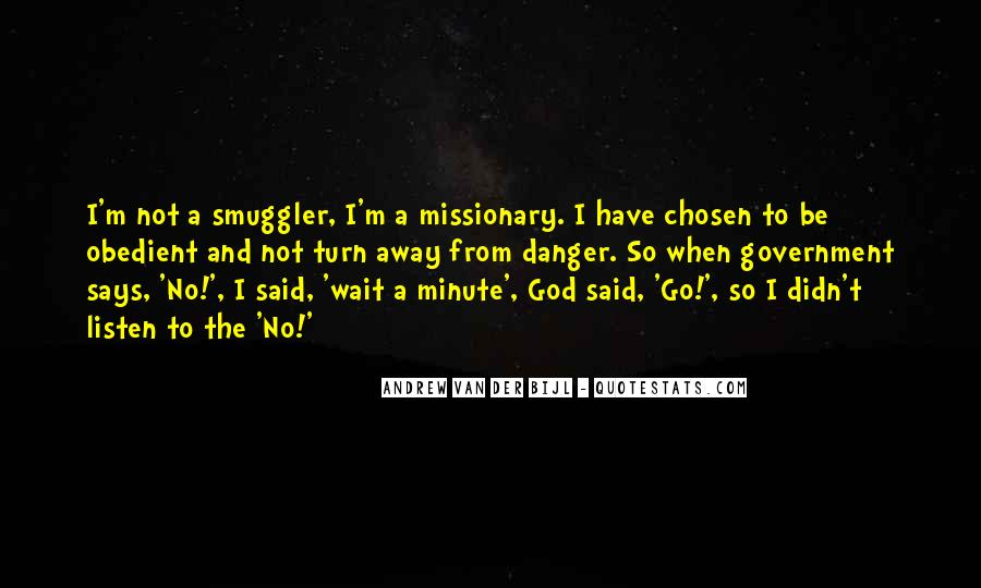 Quotes About Smugglers #817758