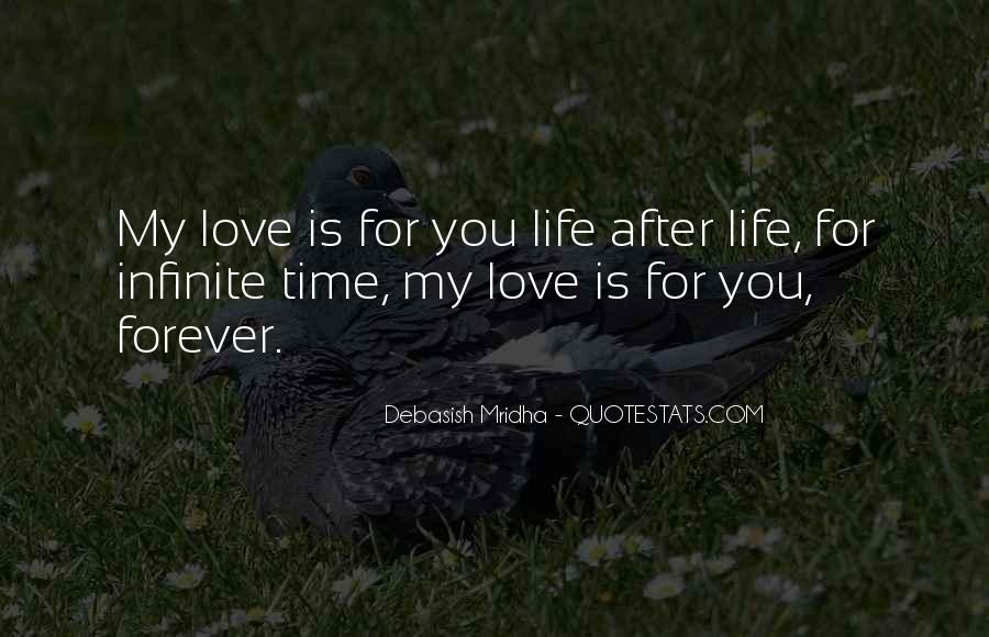Quotes About Time Love Life #167983