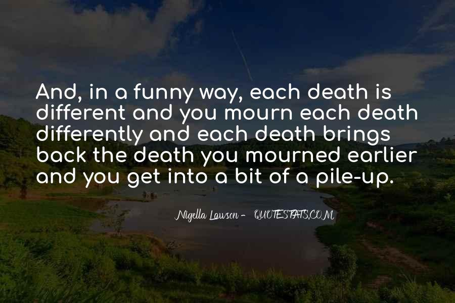 Quotes About My Dad Death #3304
