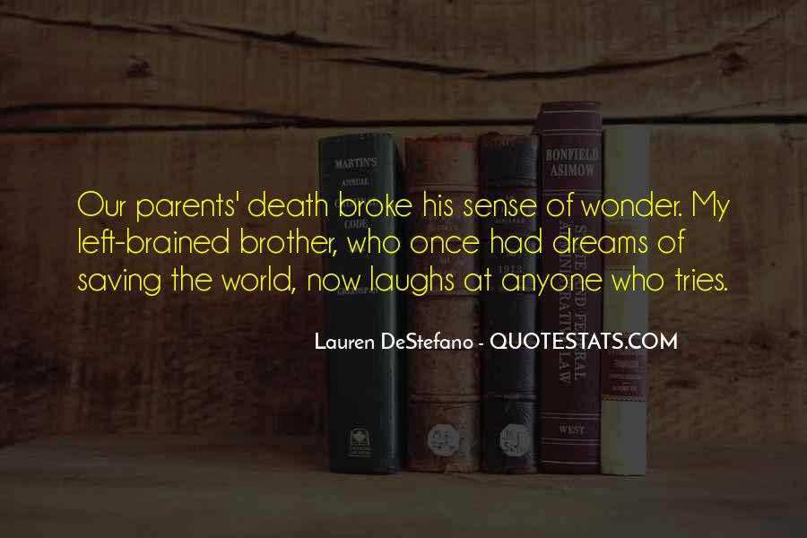Quotes About My Dad Death #5839