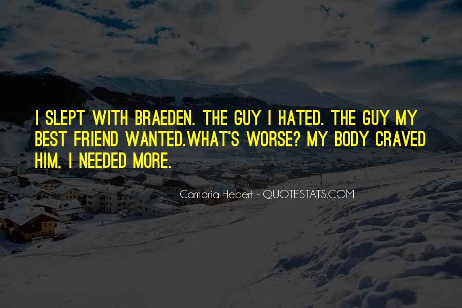 Quotes About My Guy Best Friend #931009