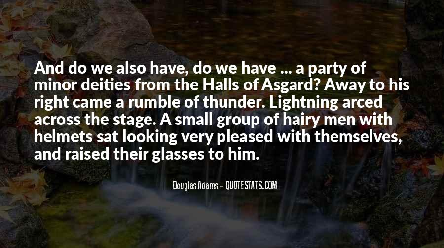 Quotes About Asgard #79