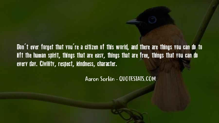 Quotes About Things That Are Free #198670