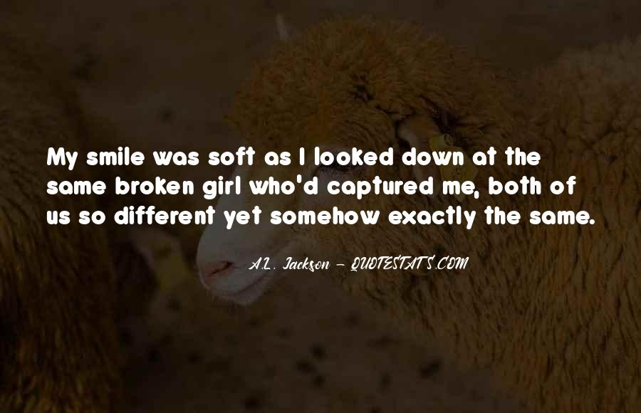 Quotes About A Girl Smile #1120301