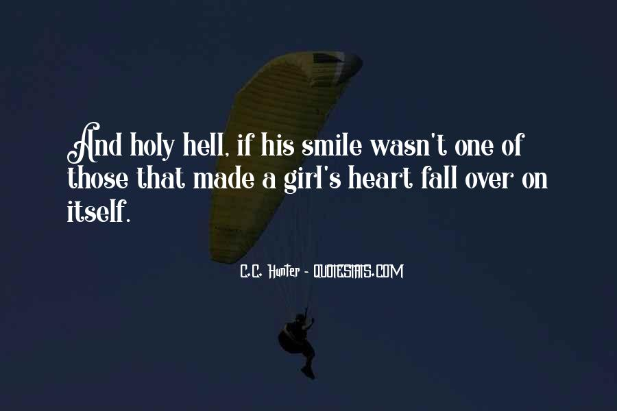 Quotes About A Girl Smile #136041