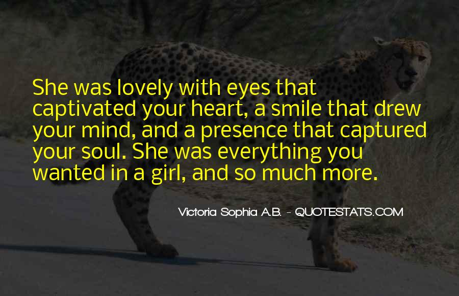 Quotes About A Girl Smile #466200