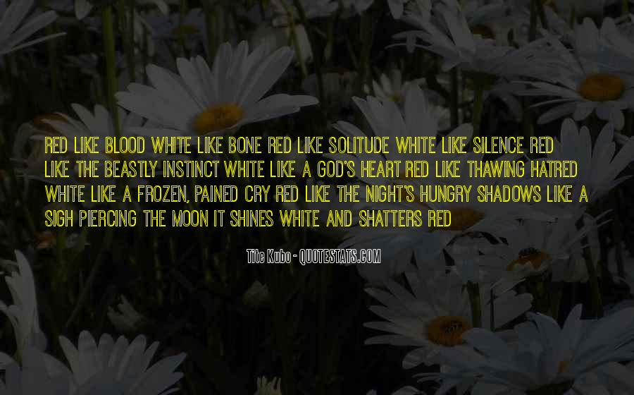 Quotes About Solitude With God #1180872