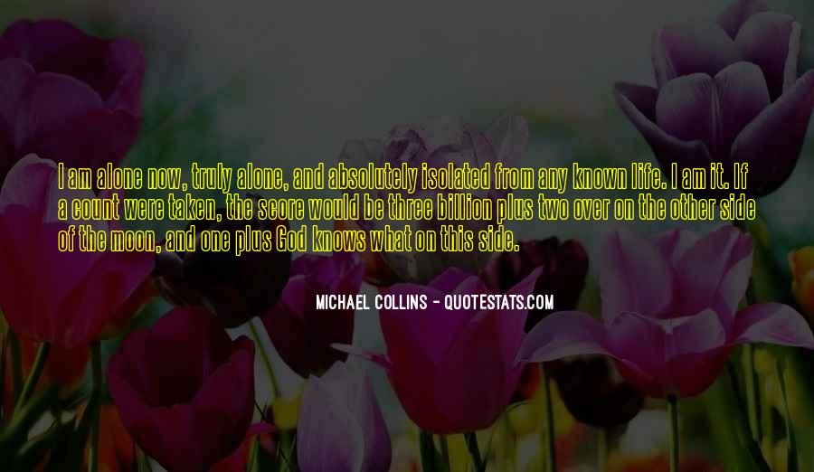 Quotes About Solitude With God #1392868