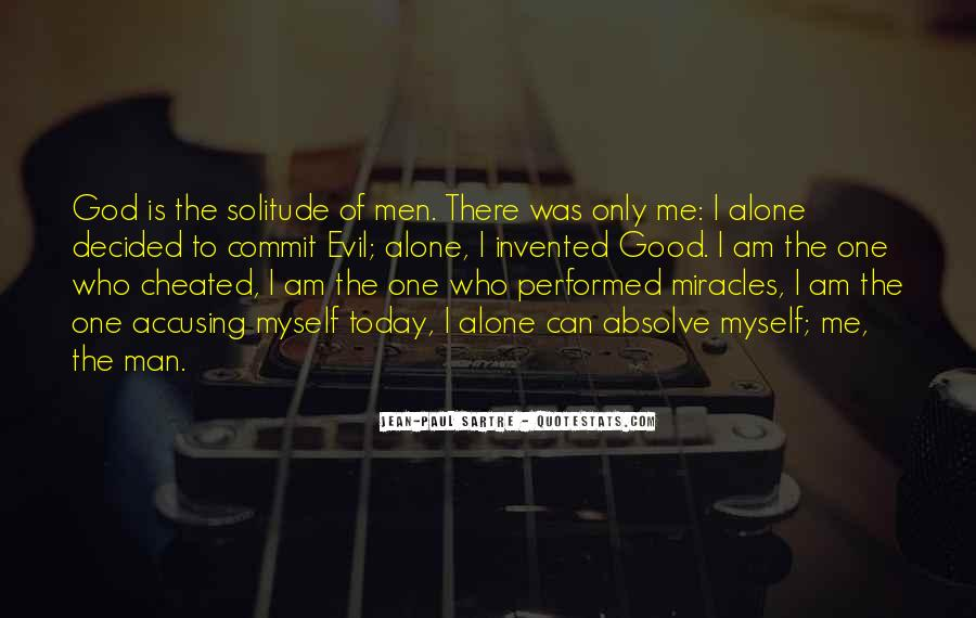 Quotes About Solitude With God #670778