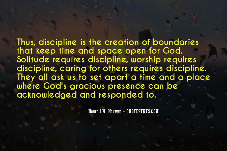 Quotes About Solitude With God #848796