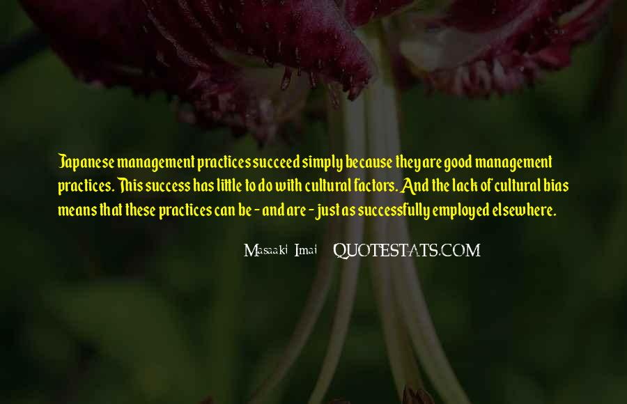 Quotes About Cultural Practices #171408
