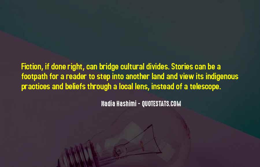 Quotes About Cultural Practices #499044