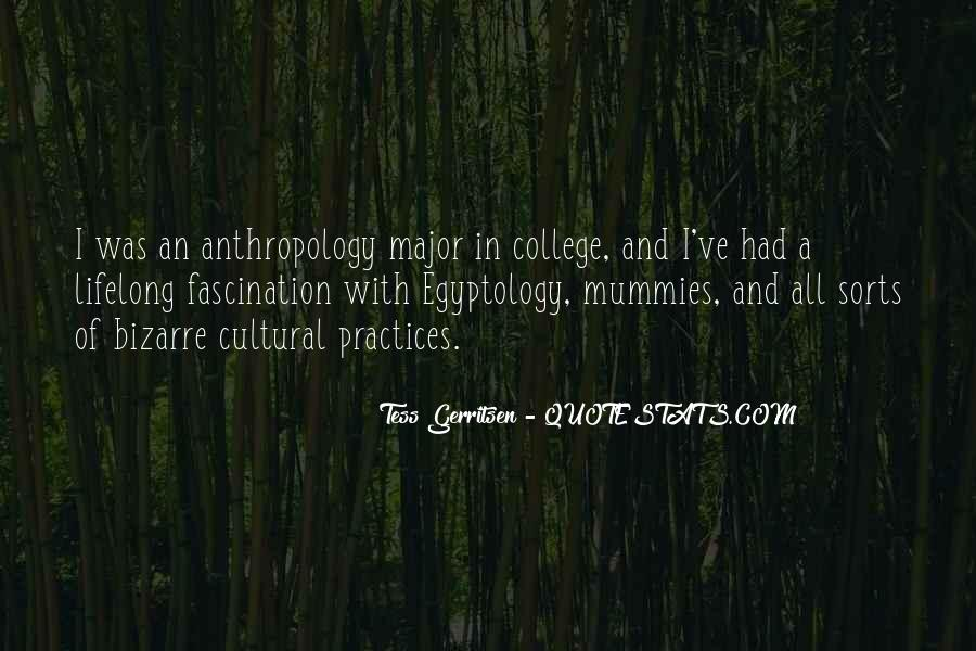 Quotes About Cultural Practices #822673