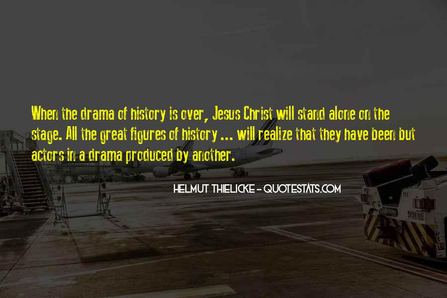 Quotes About Christ Figures #1224988