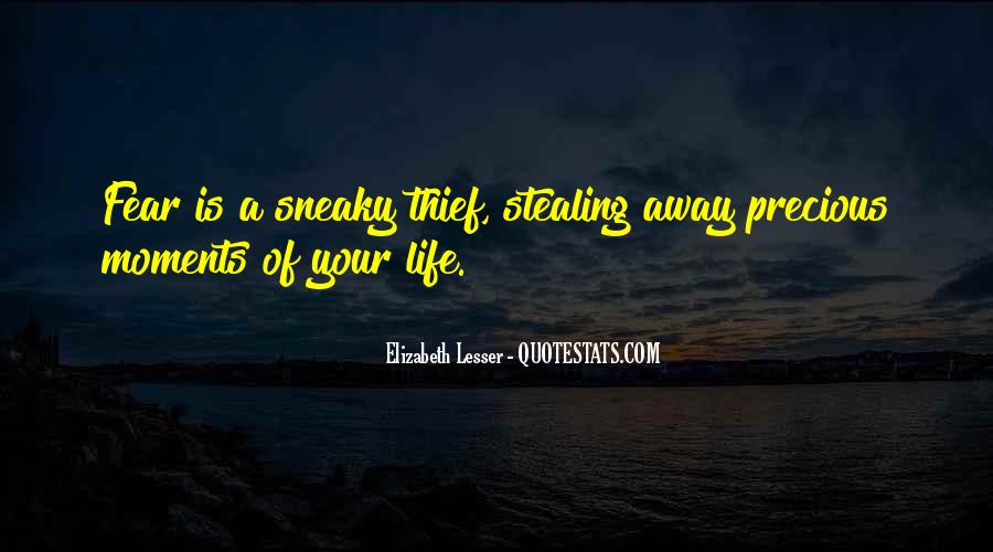 Quotes About Being Sneaky #1437927