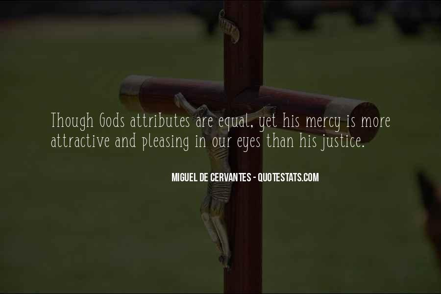 Quotes About Being Equal In God's Eyes #431585