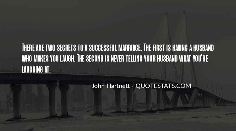 Quotes About Secrets In Marriage #908525