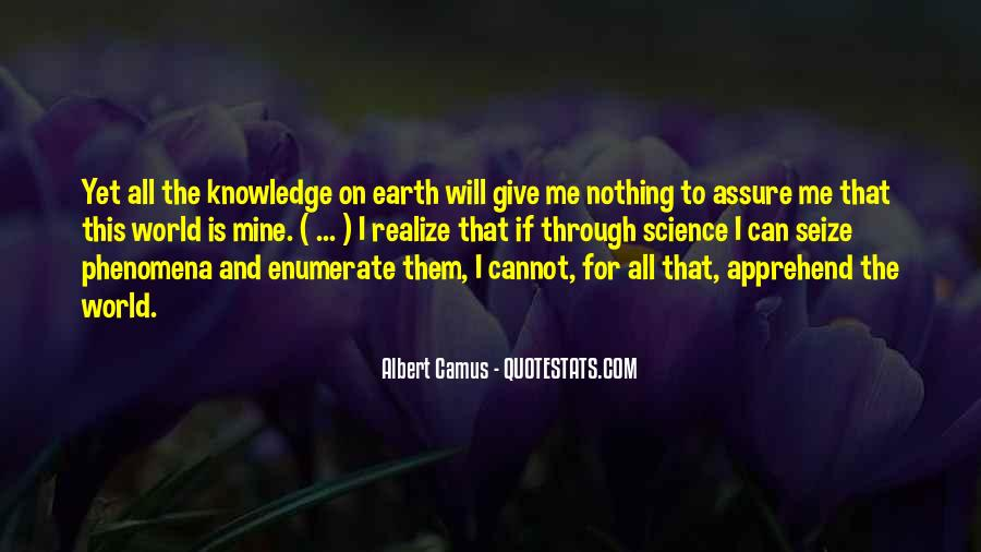 Quotes About Knowledge And Understanding #188481