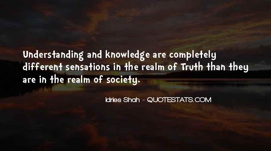 Quotes About Knowledge And Understanding #559982
