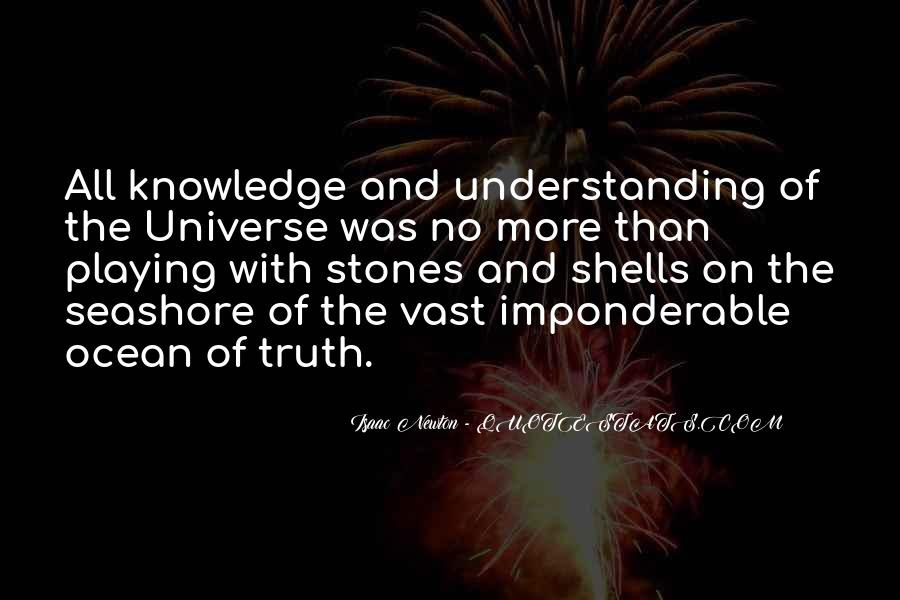 Quotes About Knowledge And Understanding #640914
