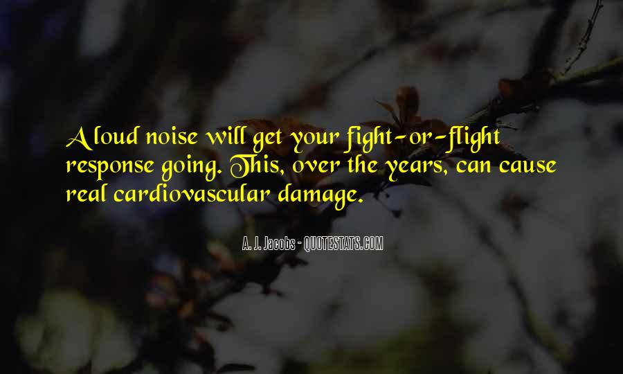 Quotes About Flight #103469