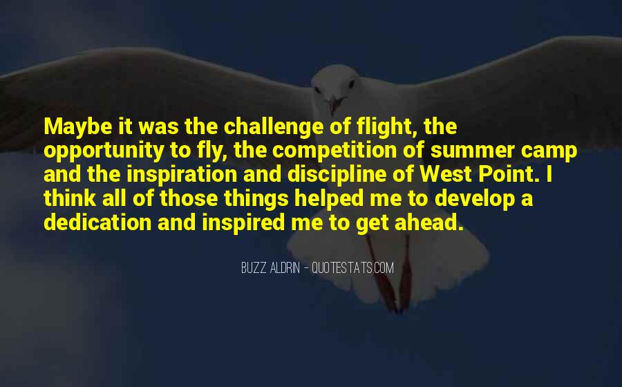 Quotes About Flight #125507
