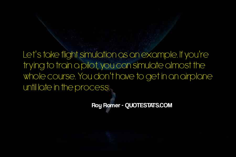 Quotes About Flight #131309