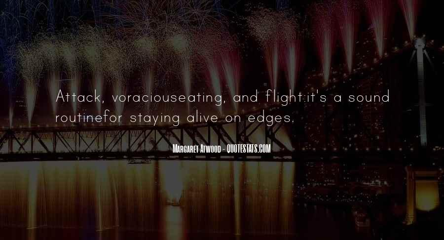 Quotes About Flight #131960