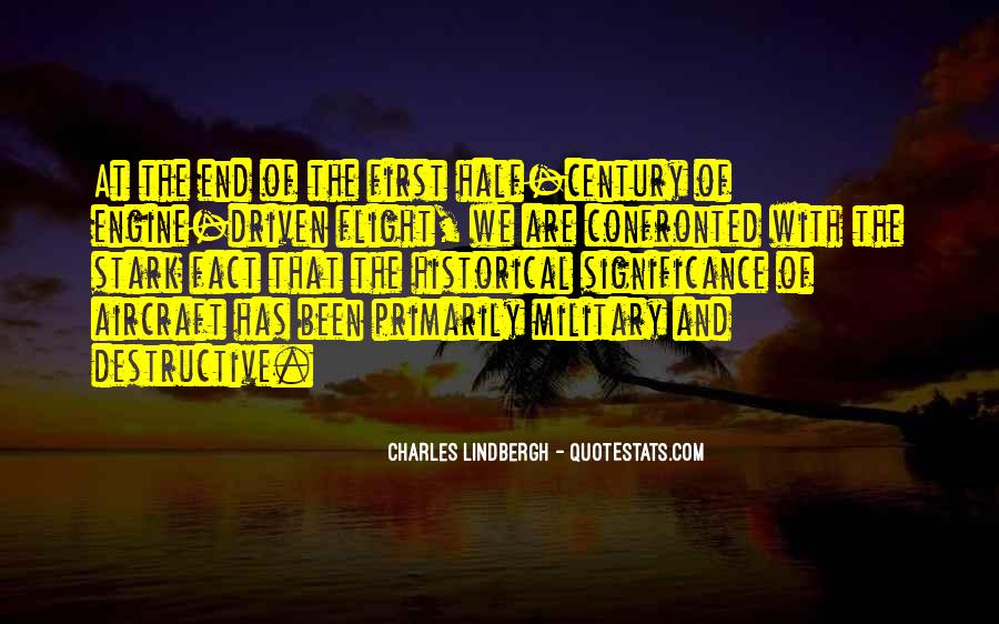 Quotes About Flight #137293