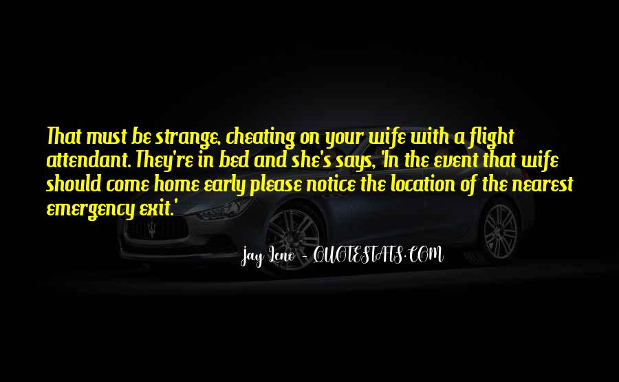 Quotes About Flight #26963