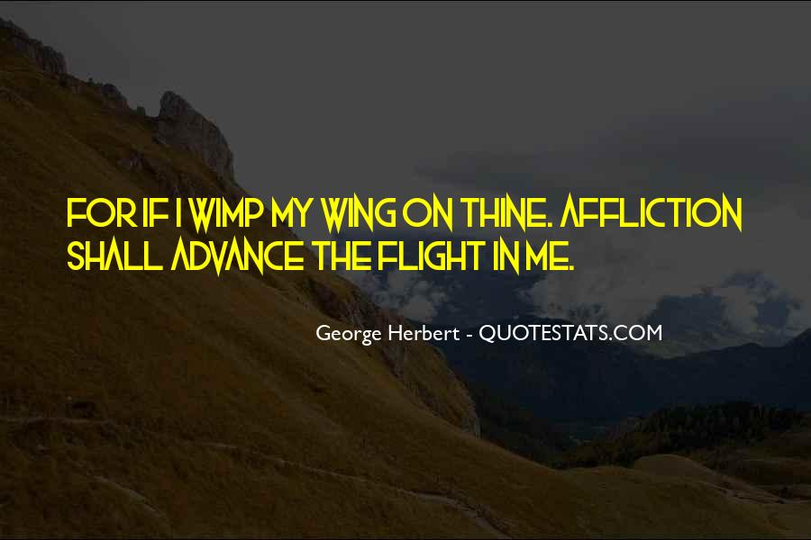 Quotes About Flight #27499