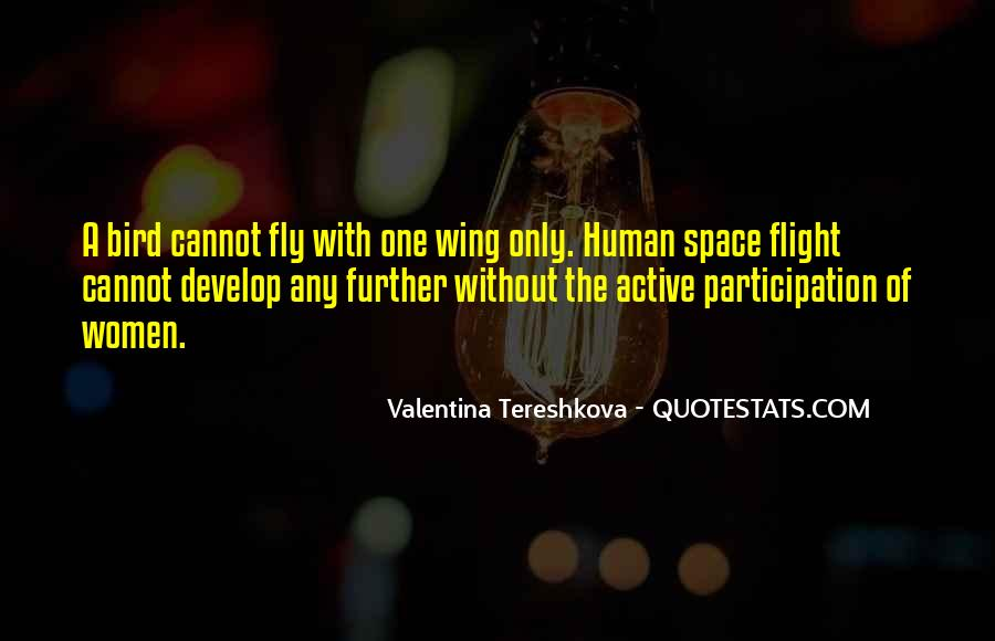 Quotes About Flight #2995