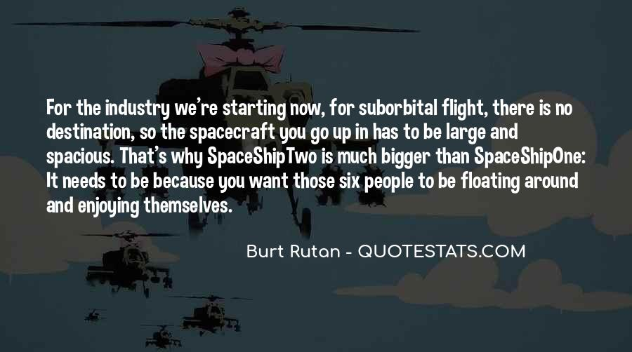 Quotes About Flight #40242
